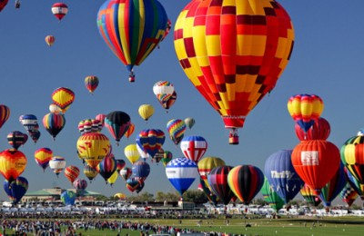 Hot-Air Ballooning Festival