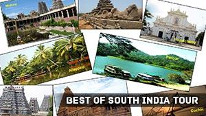 Best of South India Tours